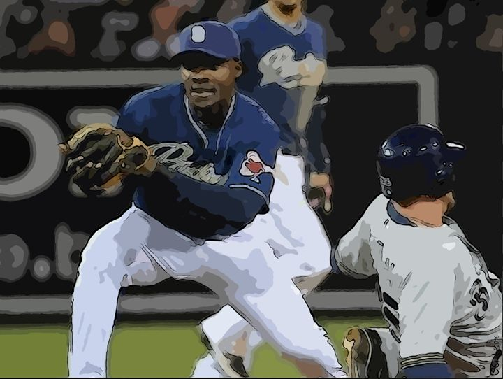 Baseball - moments to remember _22 - Sports and beautiful - JG