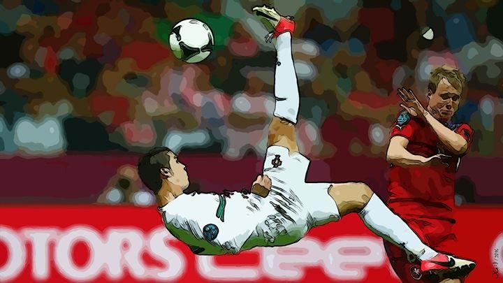 Football (Soccer)_61 - Sports and beautiful - JG