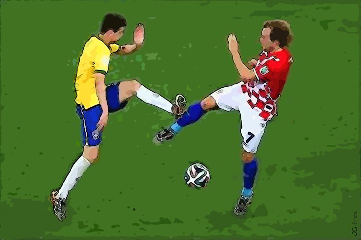 Football (Soccer)_76 - Sports and beautiful - JG
