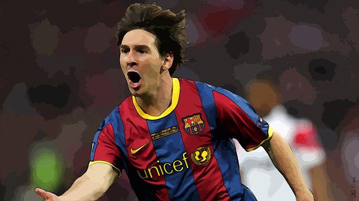 Football (Soccer)_90 - Sports and beautiful - JG