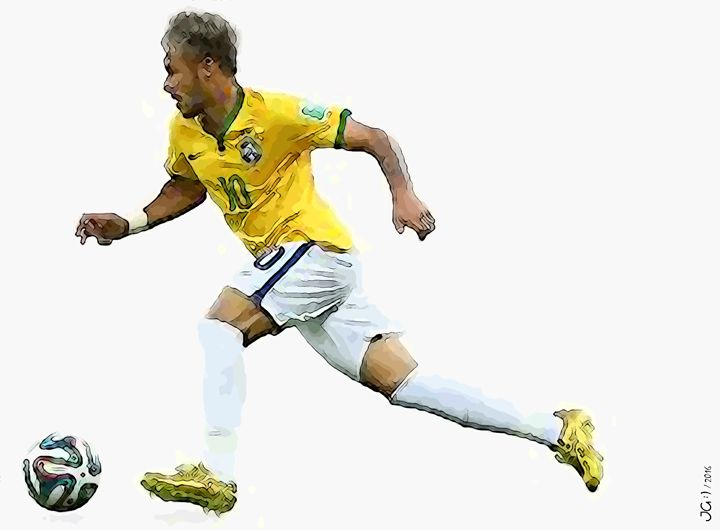 Football (Soccer)_91 - Sports and beautiful - JG