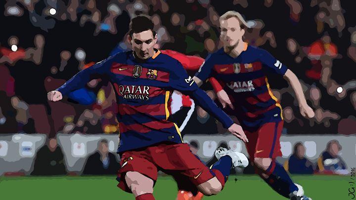 Football (Soccer)_124 - Sports and beautiful - JG