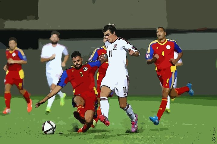 Football (Soccer)_174 - Sports and beautiful - JG