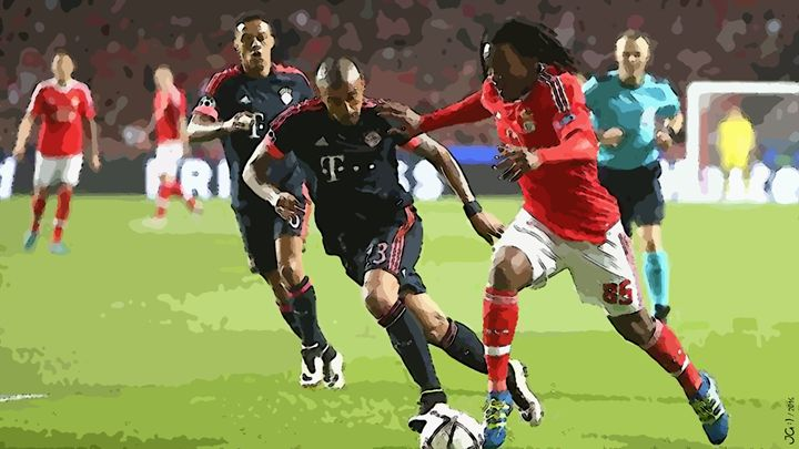 Football (Soccer)_180 - Sports and beautiful - JG
