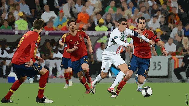 Football (Soccer)_183 - Sports and beautiful - JG