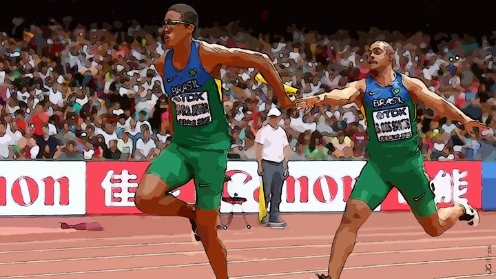 Athletics_01 - Sports and beautiful - JG