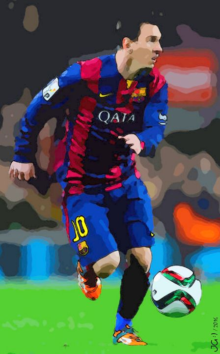 Football (Soccer)_01 - Sports and beautiful - JG