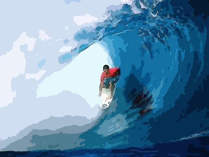 Surfing - moments to remember_07 - Sports and beautiful - JG