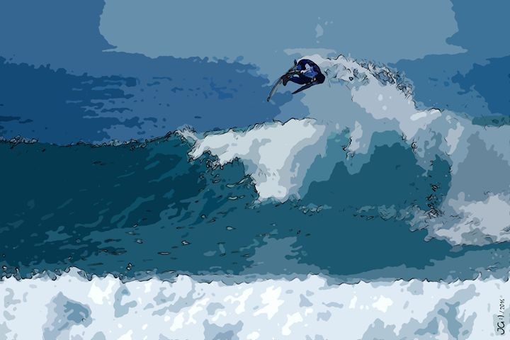 Surfing - moments to remember_22 - Sports and beautiful - JG