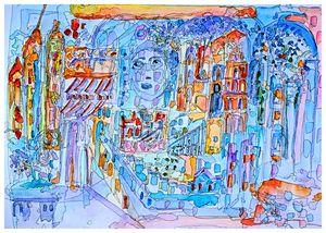 Murales in periferia - Italianartcolor di Patrizia Gargiulo