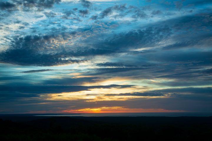 York Harbor Sunrise - Ryan Houde Photography