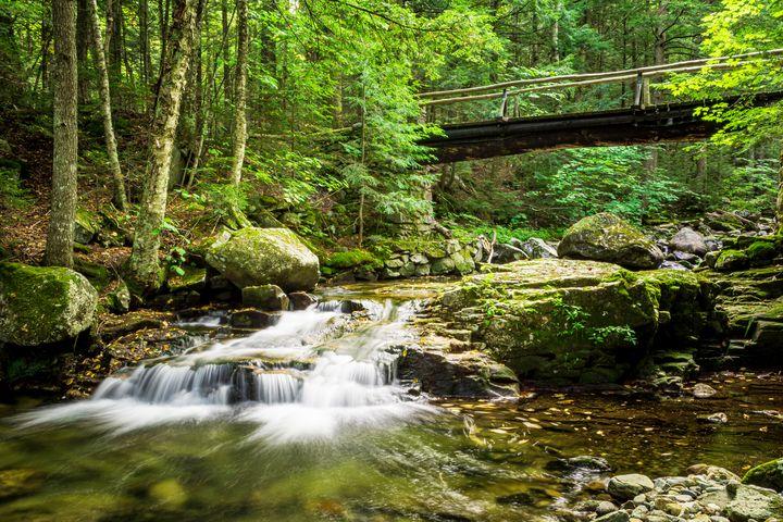 Appalacia Waterfalls - Ryan Houde Photography
