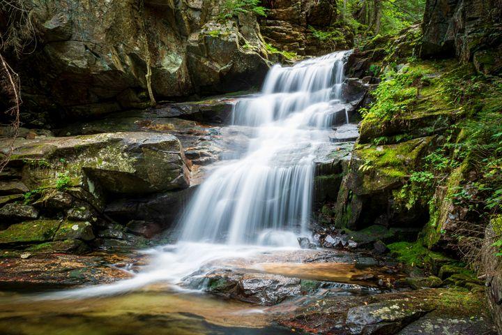 Appalacia Waterfall - Ryan Houde Photography