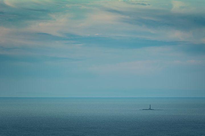 Lonesome at Sea - Ryan Houde Photography