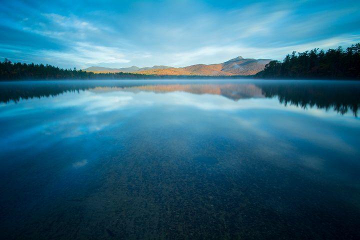 Chocoroa Lake at Sunrise - Ryan Houde Photography