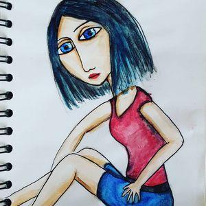 Fanny portrait