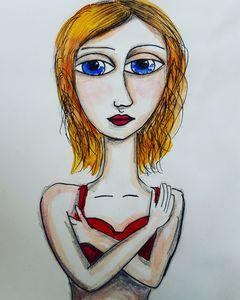 Janet portrait