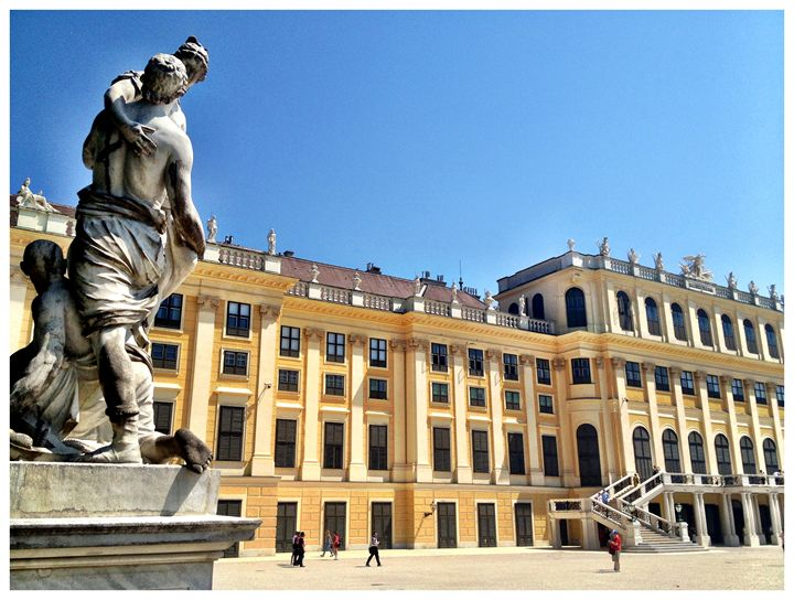 Schonbrunn Palace -  Chezsievers