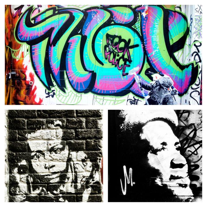 Amsterdam Street Art -  Chezsievers