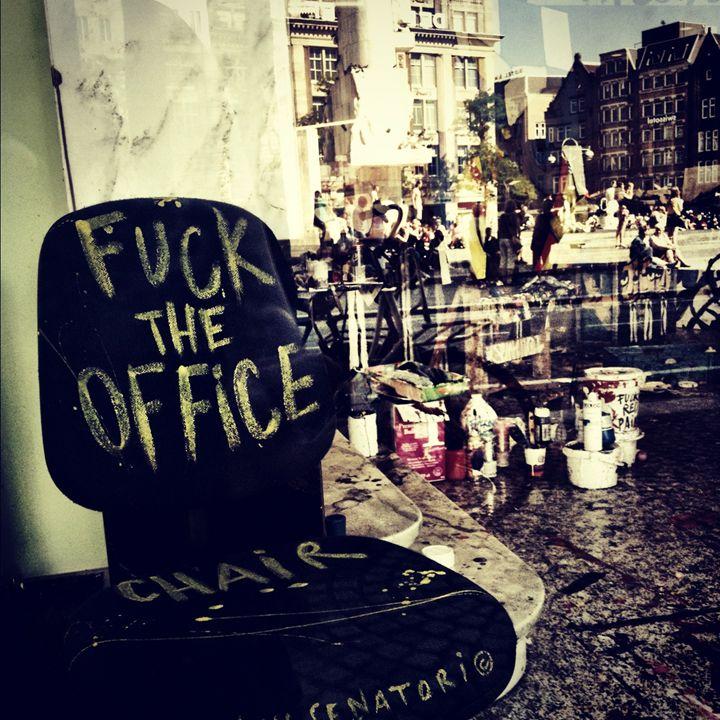 Fuck the Office -  Chezsievers