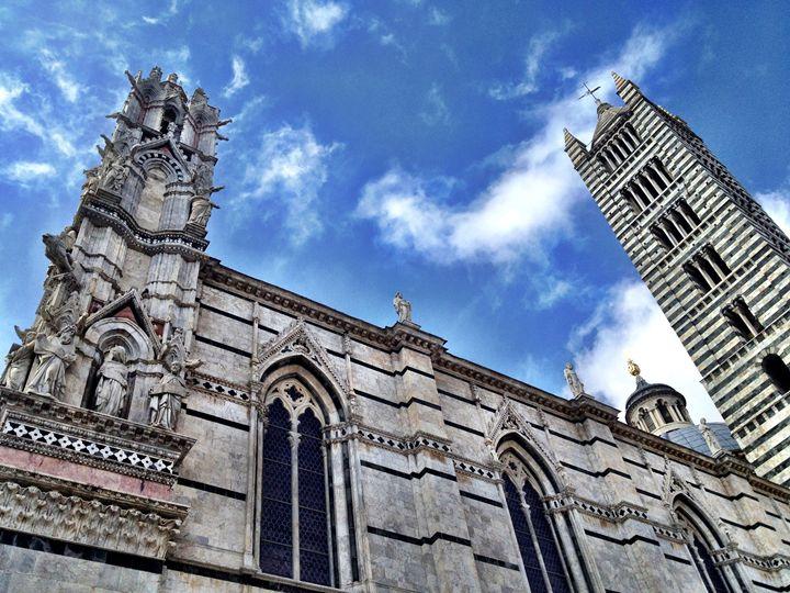 Siena Duomo -  Chezsievers