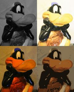 The Four Ducks