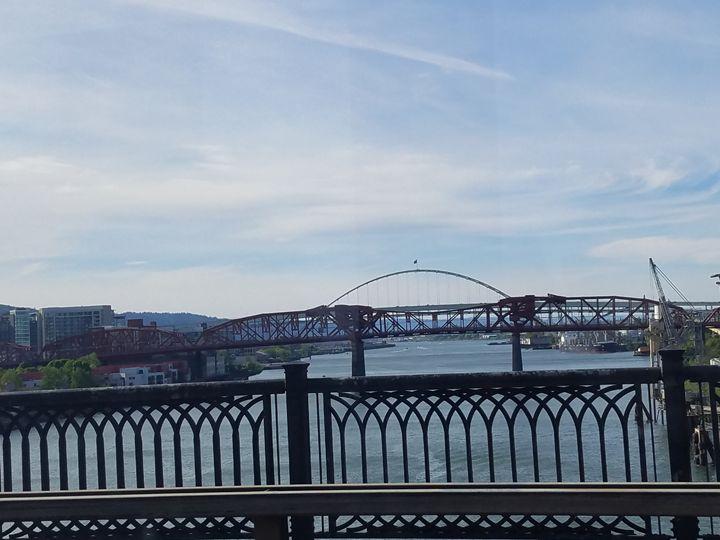 Portland_Bridge - Brandy Medlin