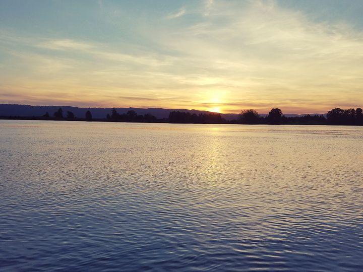 Sunset - Brandy Medlin