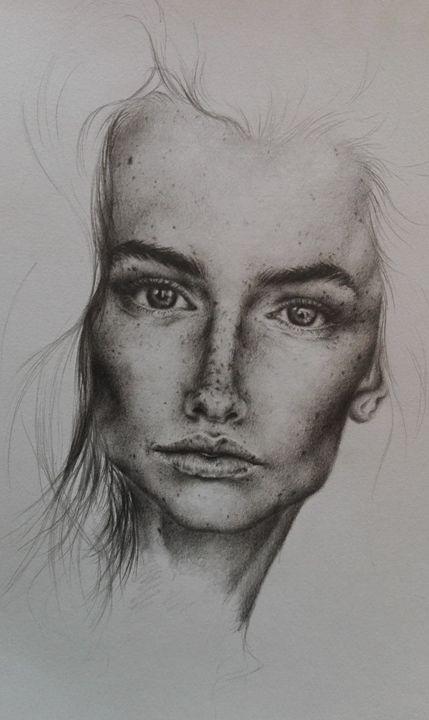 Portrait - Gabriela