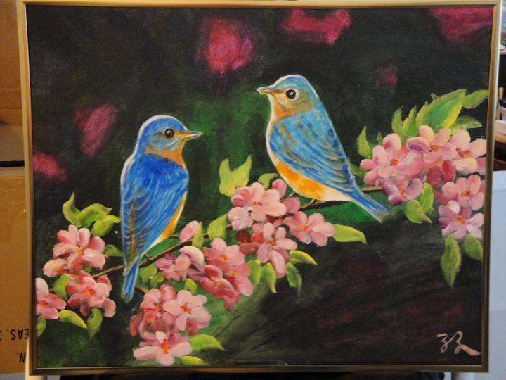 Anticipating Spring - ZZ Gallery