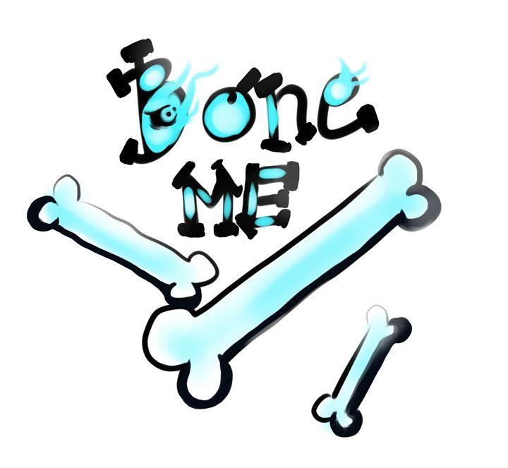 Bone Me - Pencil Bun