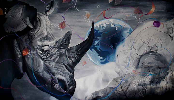 Regards from Eternity - Tatyana Binovska Art