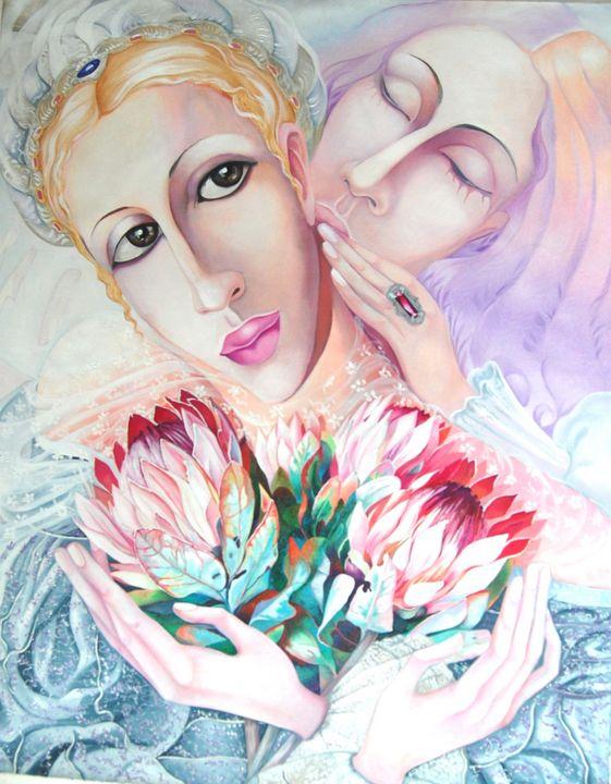 King's Gift - Tatyana Binovska Art