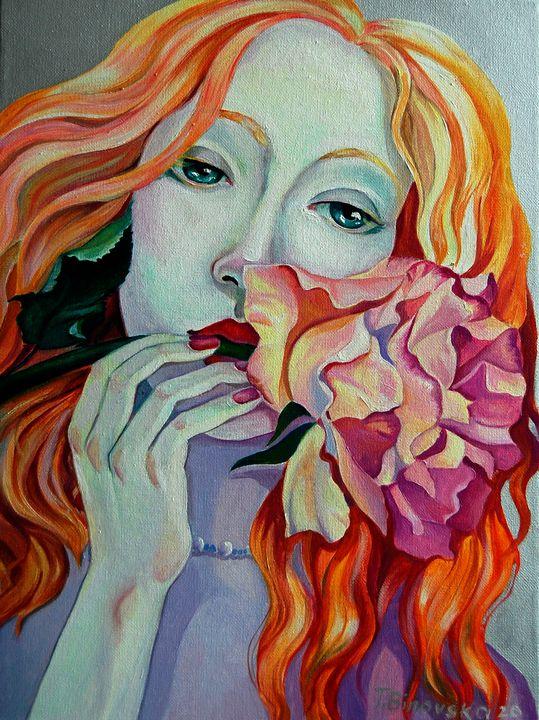 Stealing Beauty - Tatyana Binovska Art