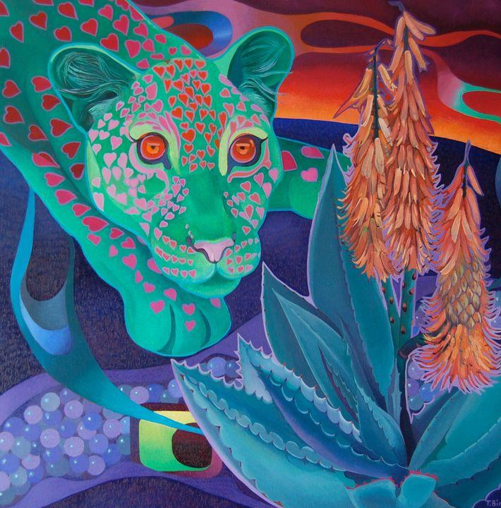 Night Whispers - Tatyana Binovska Art