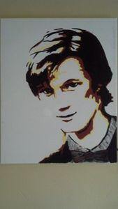 Matt Smith Painting