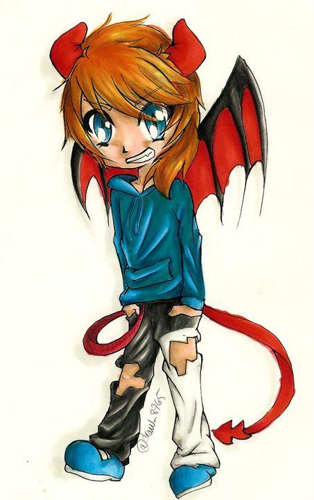 Chibi Devil - Jay