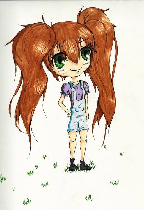 Chibi girl - Jay