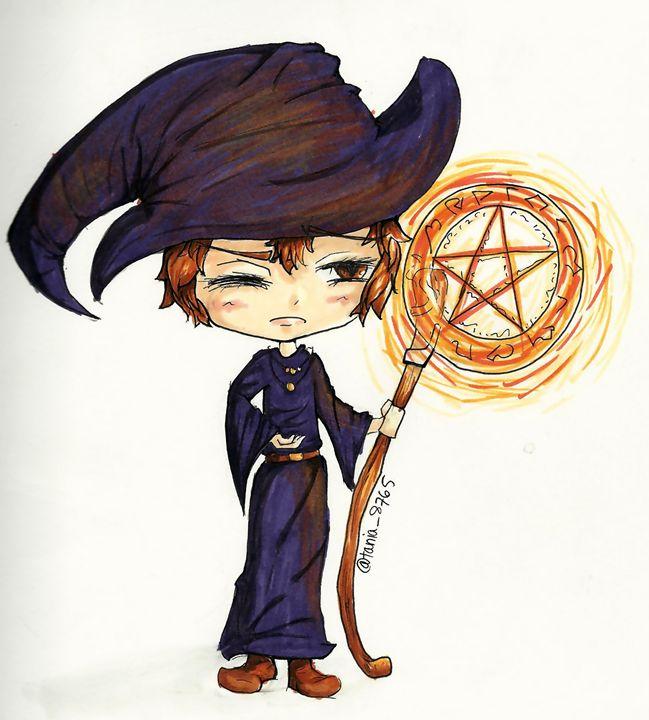 Magician Chibi - Jay
