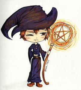 Magician Chibi