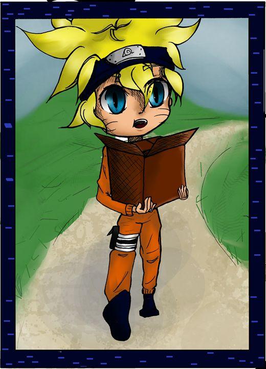 Naruto Fanart - Jay