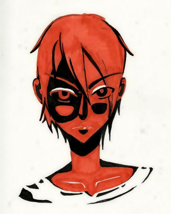 Red Headed - Jay