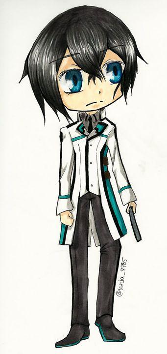 Shiba Tatsuya Fanart - Jeremie