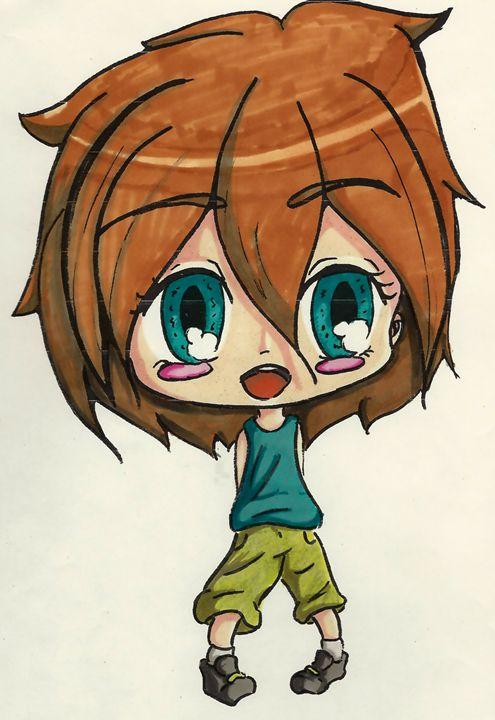Cute Chibi - Jay