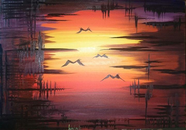 Falling Sky - Kaseire