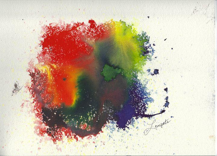 Primary Color Fun - Lovepat ARTS