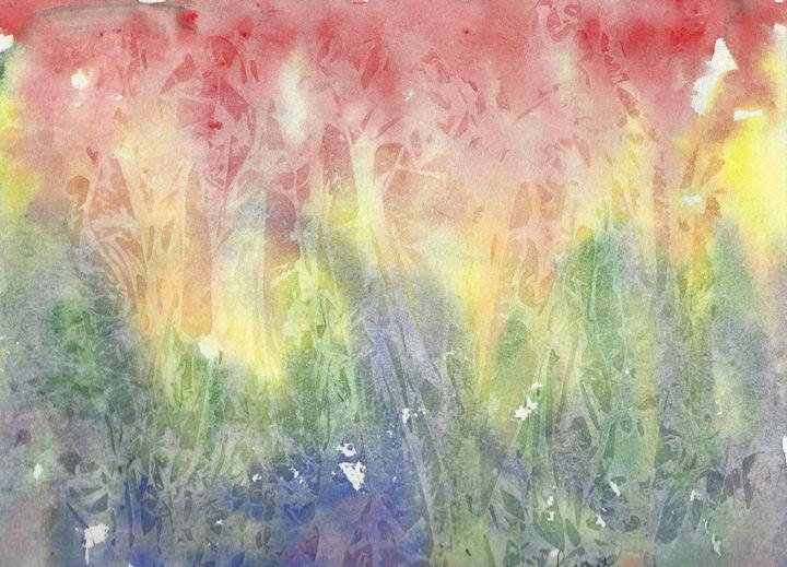 Pastel Garden - Lovepat ARTS