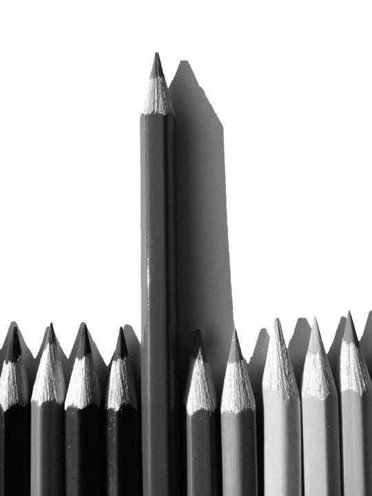 pencils - Ruben Barcelona