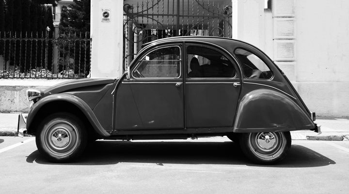 classic car - Ruben Barcelona