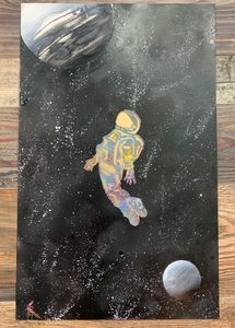 Psychonaut in a Gray Galaxy